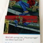 artmemo: 25 Jahre Mauerfall Berlin