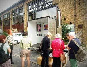 artmentoring Ausstellung & artmemory @ Kunst am Spreeknie 2014