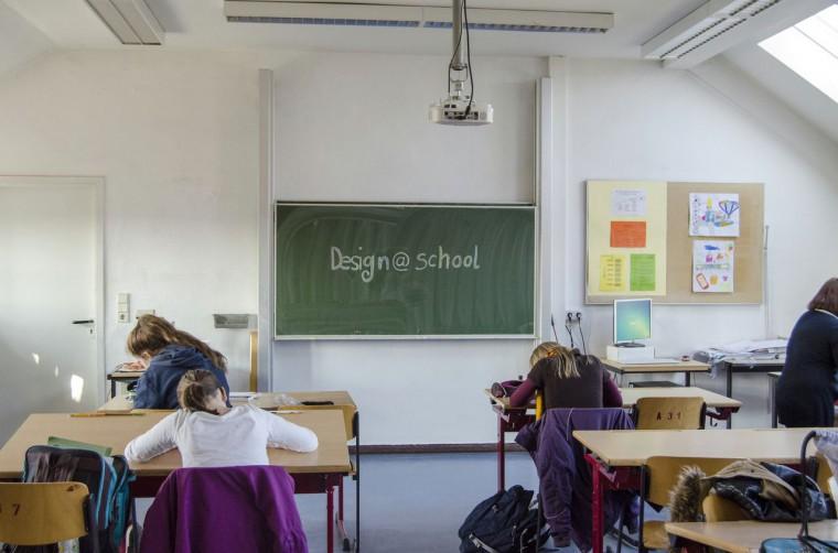 Startschuss design @ school