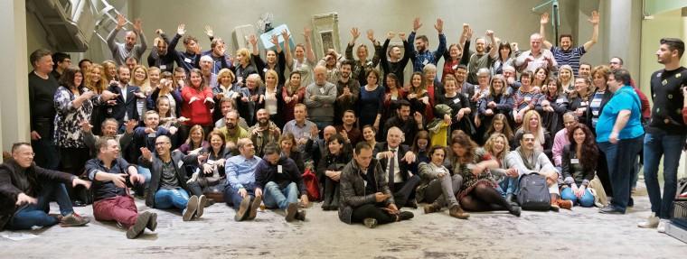 Projektplanung auf dem Deutsch-Griechischen Jugendforum